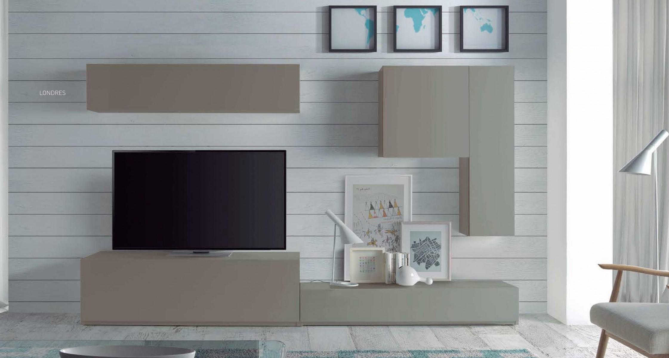 Mueble comedor moderno dise o muebles valencia - Muebles del comedor ...
