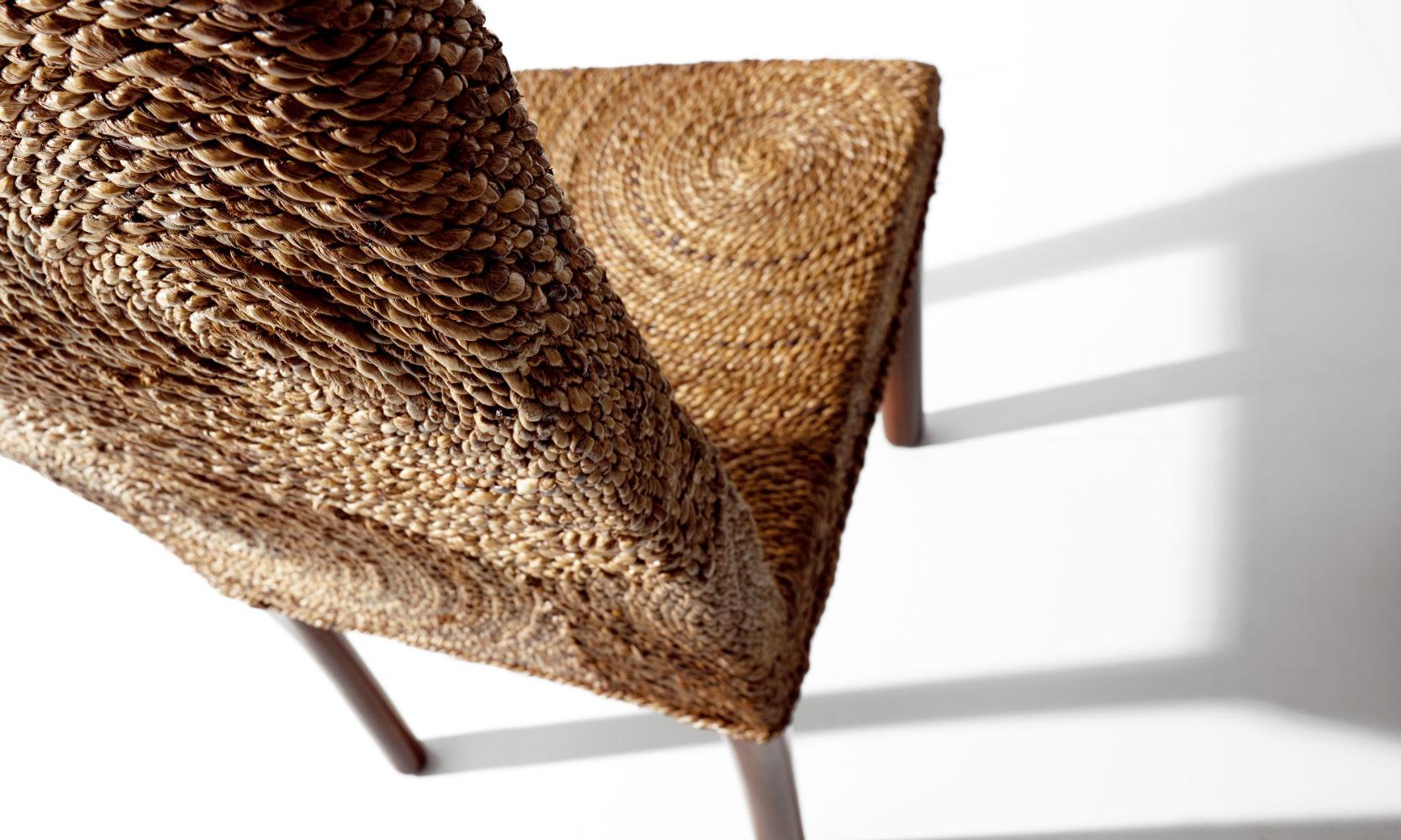 Silla moderna colonial clasica rattan 99 24375 for Sillas clasicas modernas