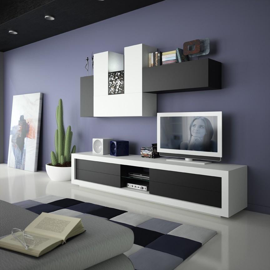 Mueble comedor moderno dise o 50 02 mobles sedav - Muebles de comedor de diseno ...