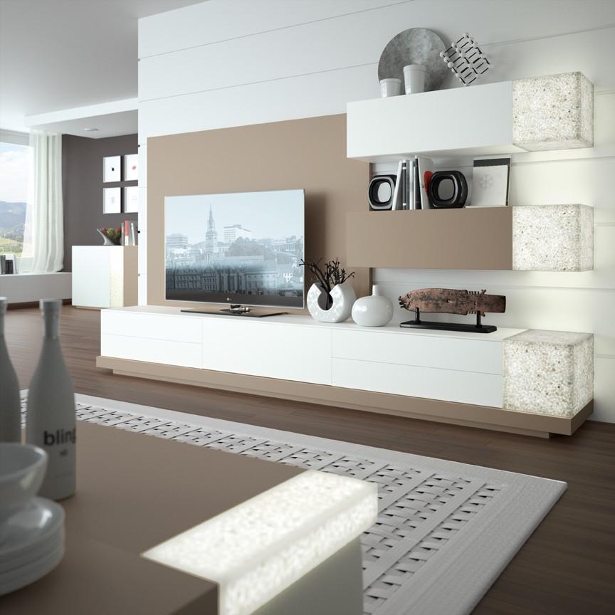Mueble comedor moderno dise o muebles valencia - Muebles de comedor modernos ...
