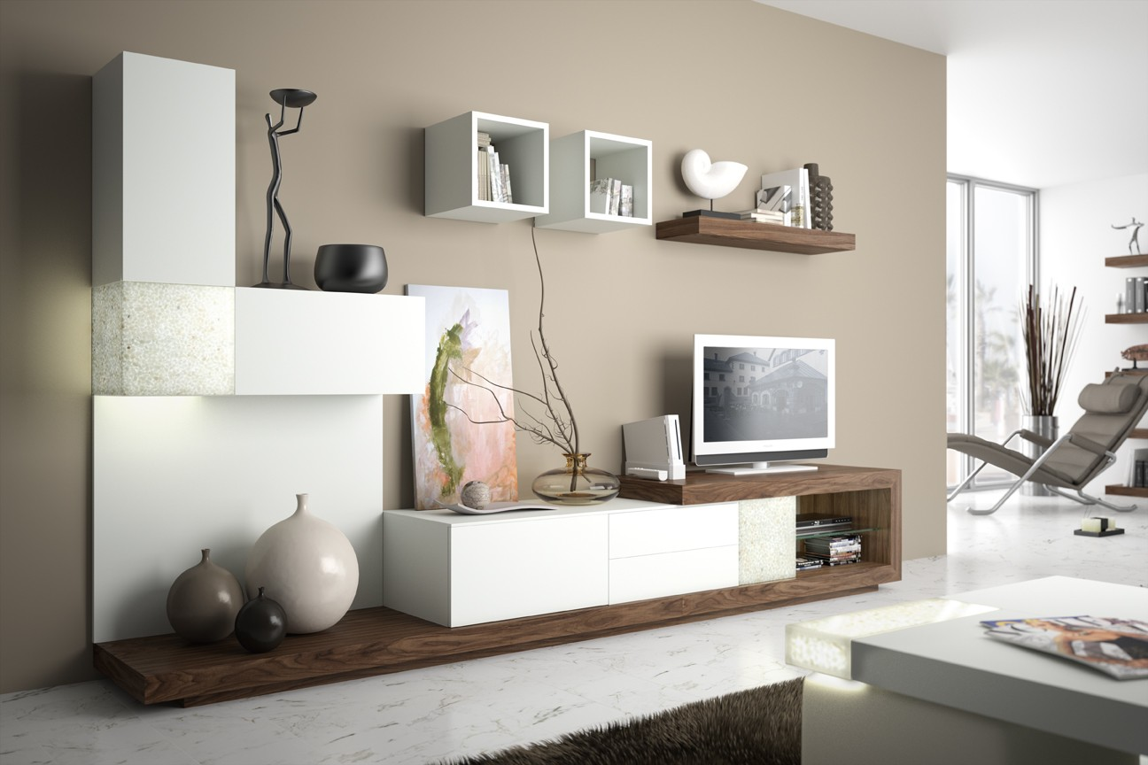 Mueble comedor moderno dise o muebles valencia - Muebles de comedor de diseno ...