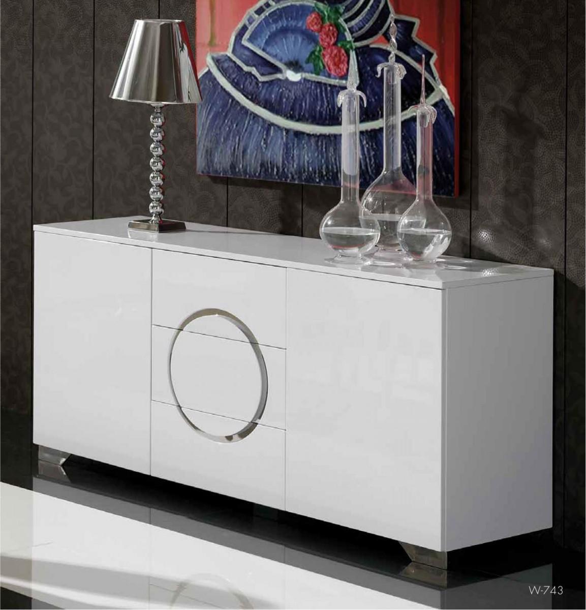 Aparador buffet colonial clasico vintage muebles valencia - Muebles vintage modernos ...
