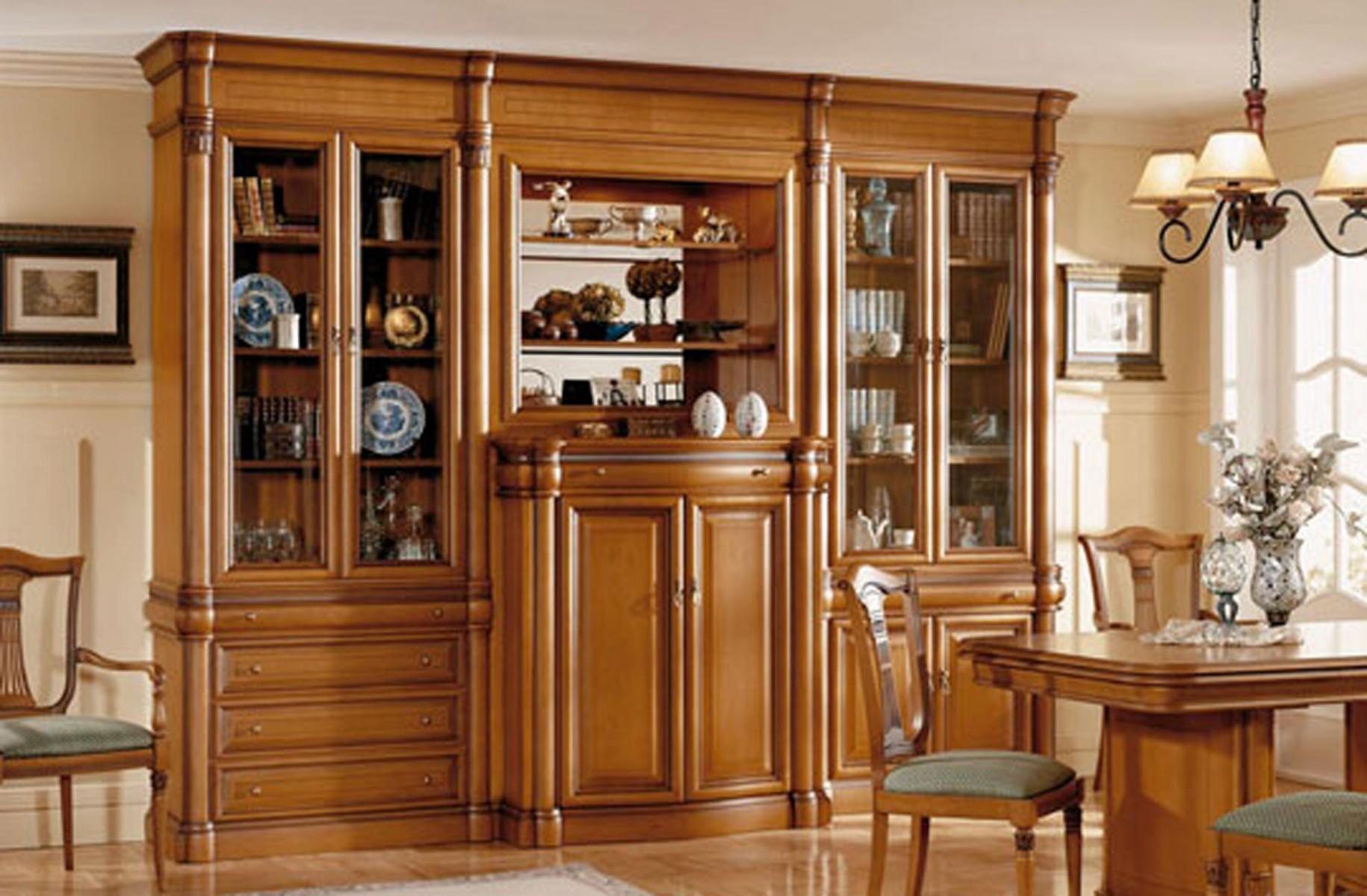 Mueble comedor clasico boisserie muebles valencia - Mueble clasico valencia ...