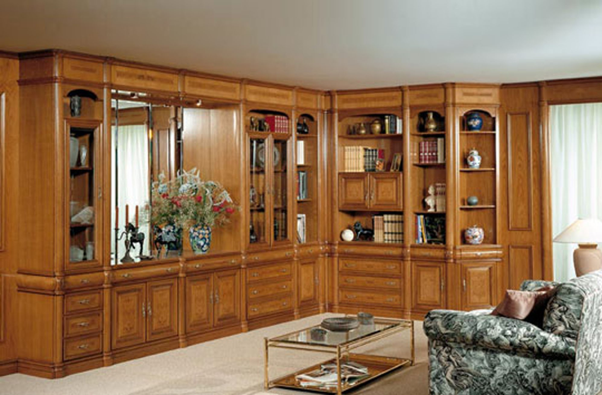 Mueble comedor clasico boisserie muebles valencia - Comedores clasicos ...