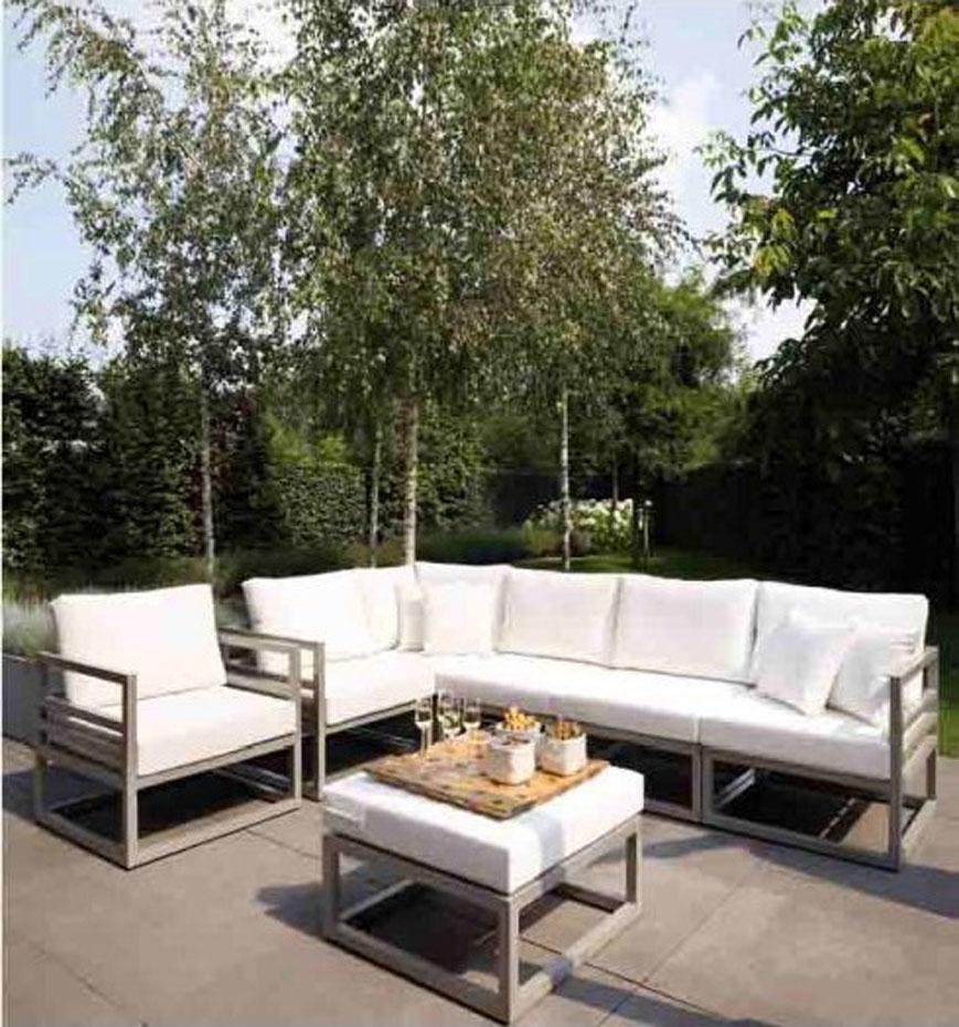 Set mueble terraza jardin piscina 1217 francia for Terraza jardin