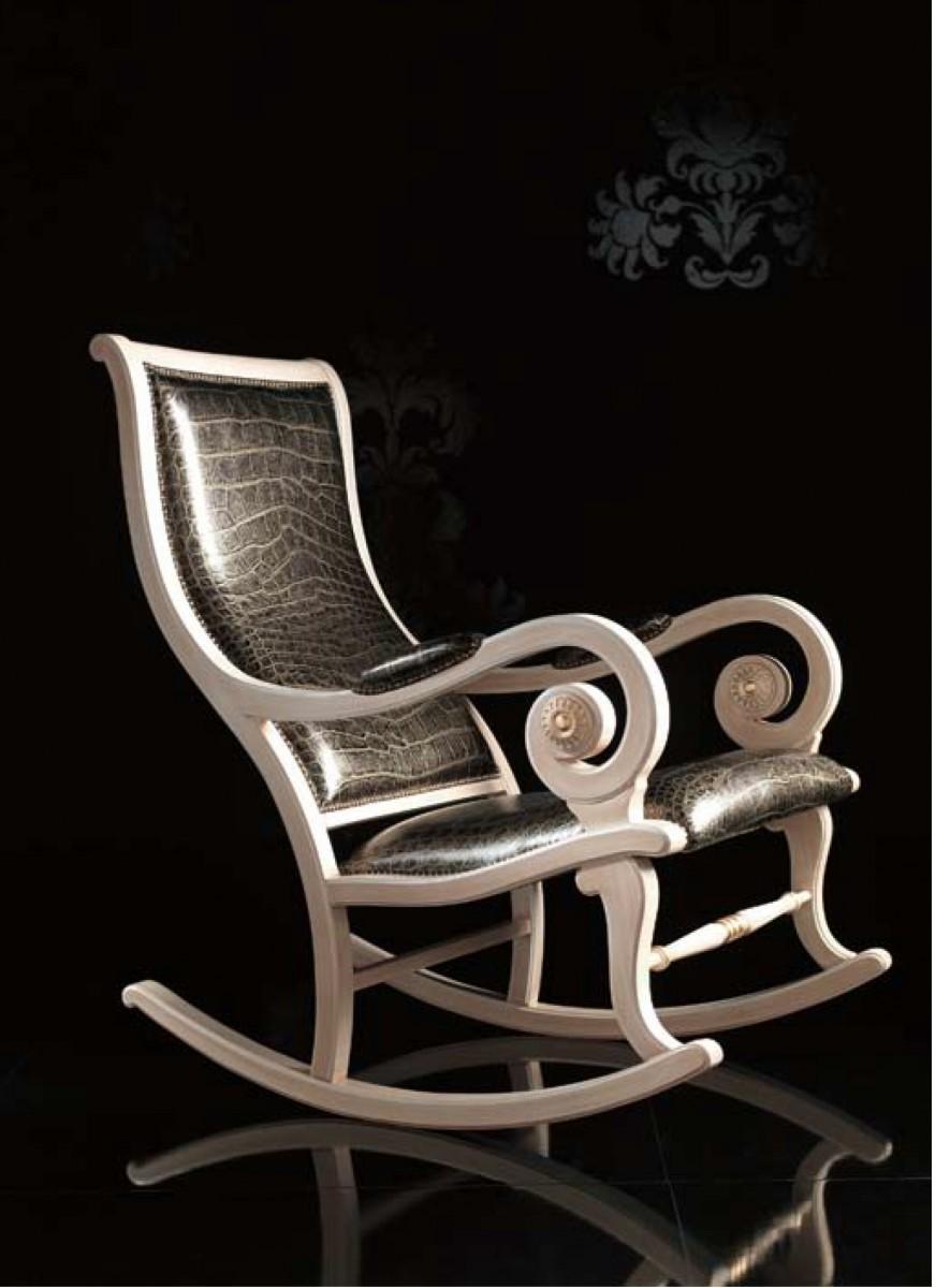 Alta calidad mecedora estilo alto dise o 1171 1224 - Mecedora diseno ...