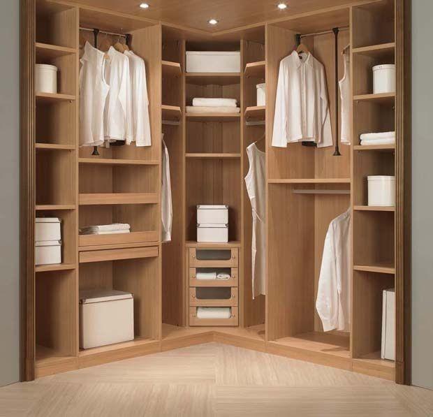 Armario vestidor a medida 4 vestidores gran variedad for Dormitorios juveniles baratos sin armario