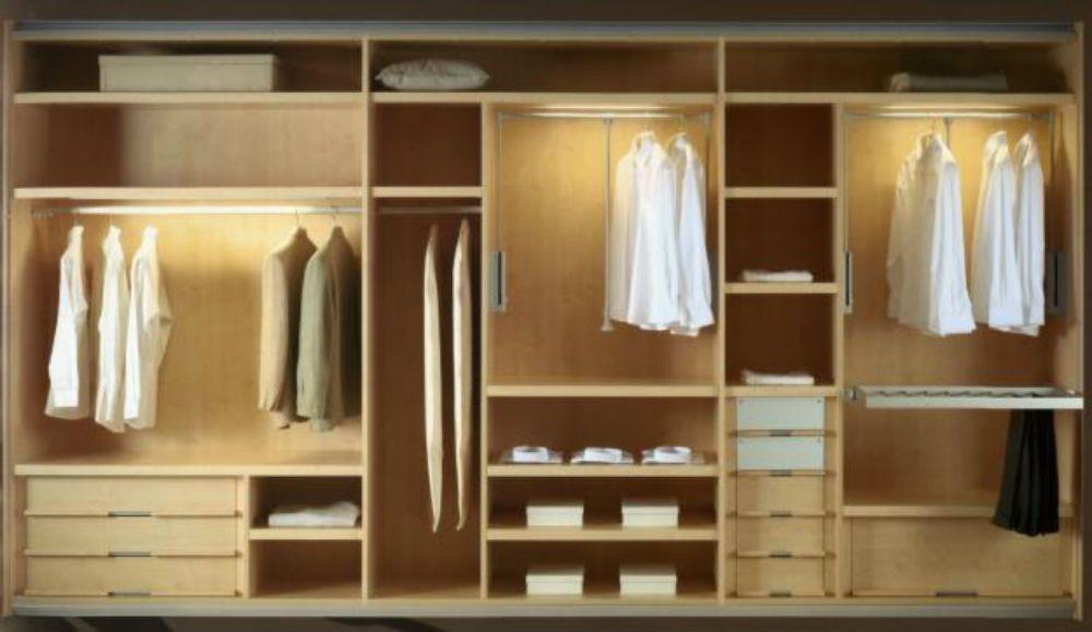 Armario vestidor a medida 765 41 vestidores gran - Decoracion de armarios empotrados ...