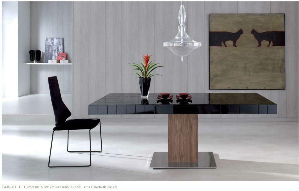 mesa comedor moderna mesa comedor moderna 154 tablet mesas gran variedad en mesas comedor modernas mobles sedav