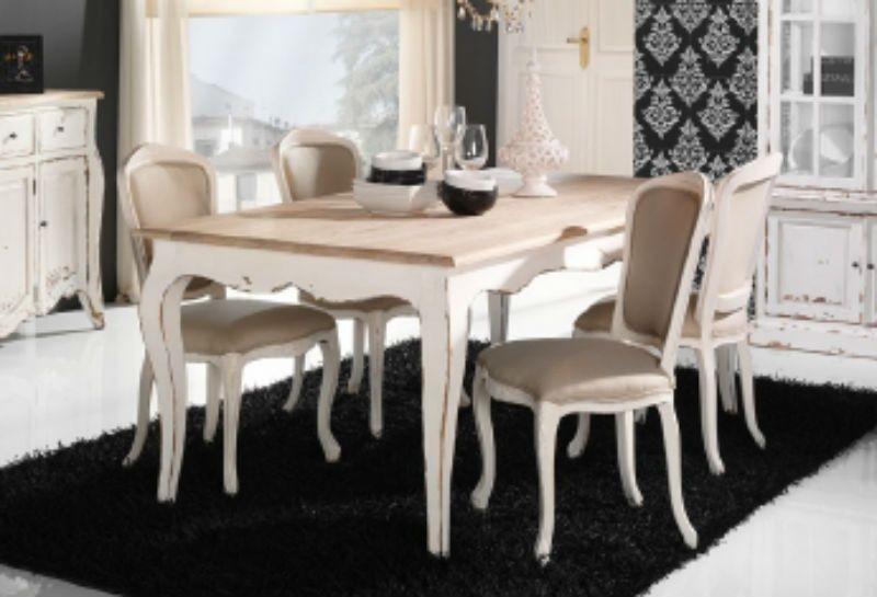 Mesa comedor vintage colonial muebles valencia - Mesa comedor colonial ...