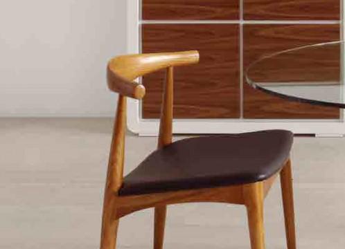 Silla moderna dise o madera muebles valencia - Silla moderna diseno ...