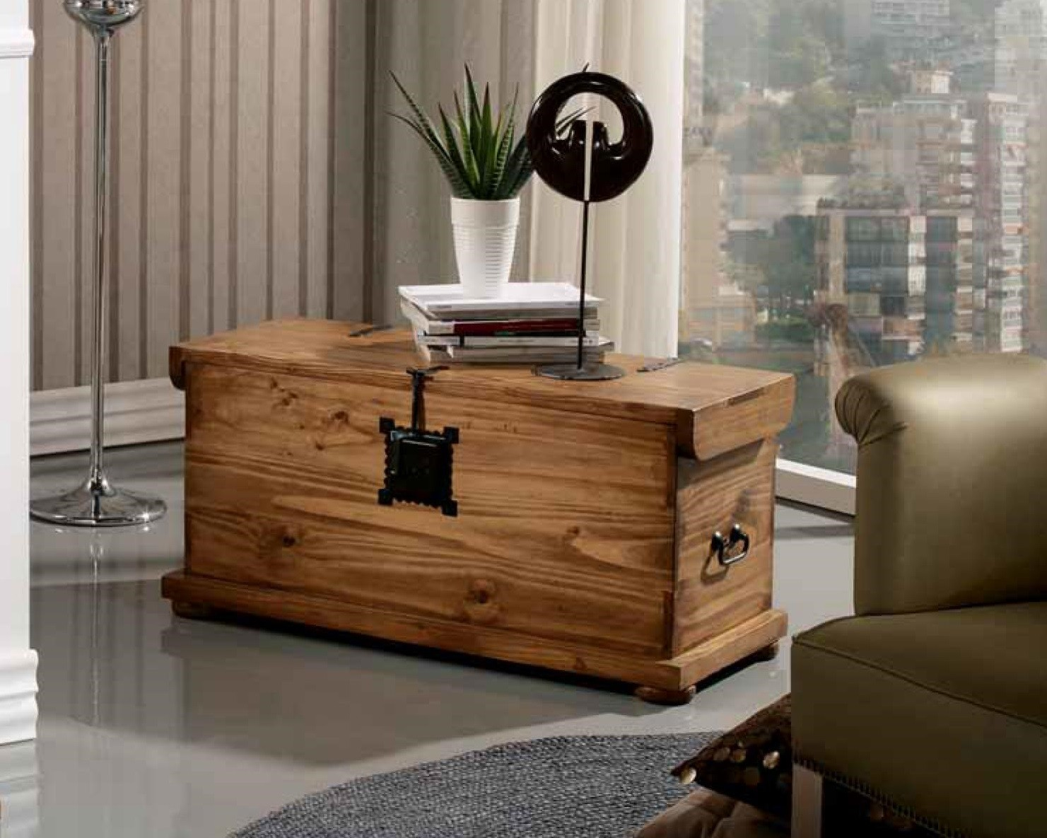 Muebles rusticos modernos madera trendy with muebles for Moderno mexicano muebles