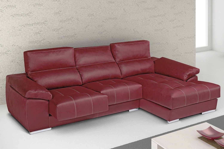 Sofa 3 2 plazas clasico muebles valencia for Sillones chaise longue