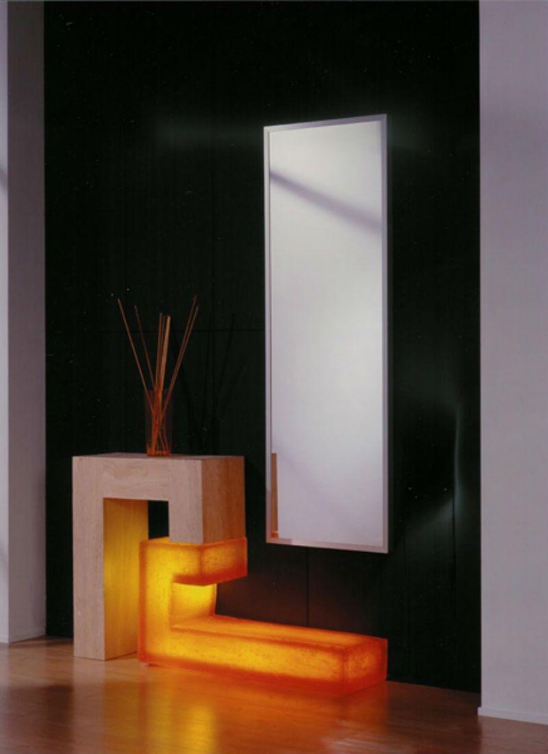 Recibidor moderno madera lacado muebles valencia - Cuadros modernos valencia ...