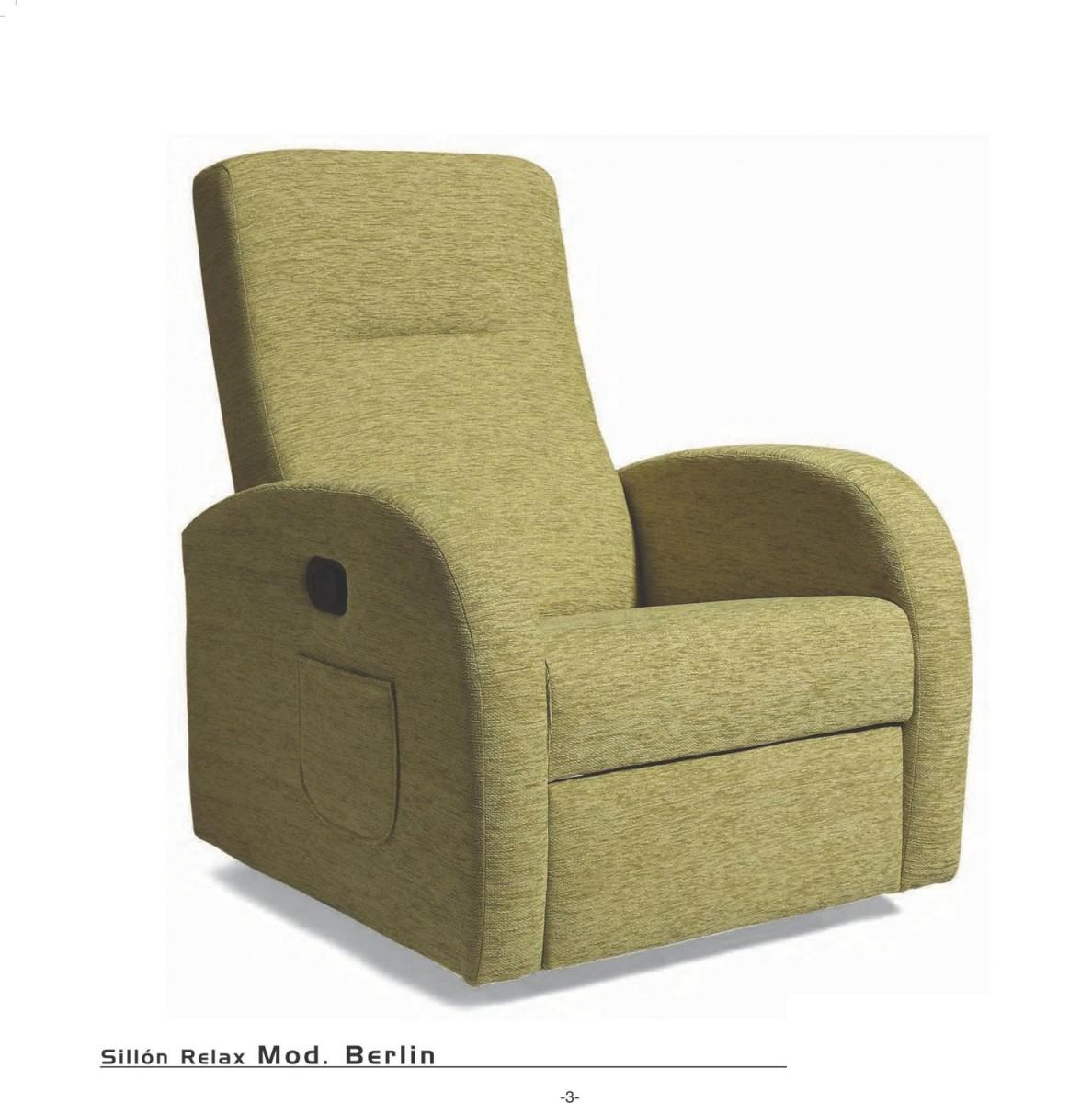 Sillon relax moderno 46 berlin sofas sillones - Sillon relax moderno ...