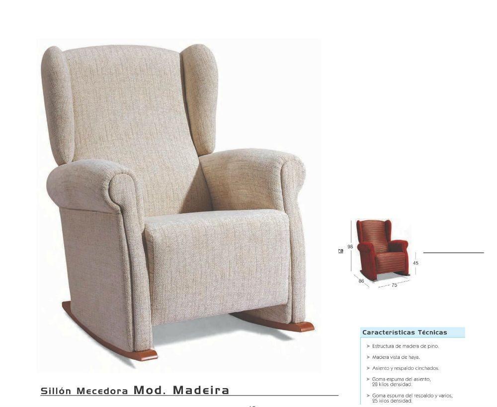 Sillon mercedora moderno muebles valencia - Muebles 2 mano valencia ...