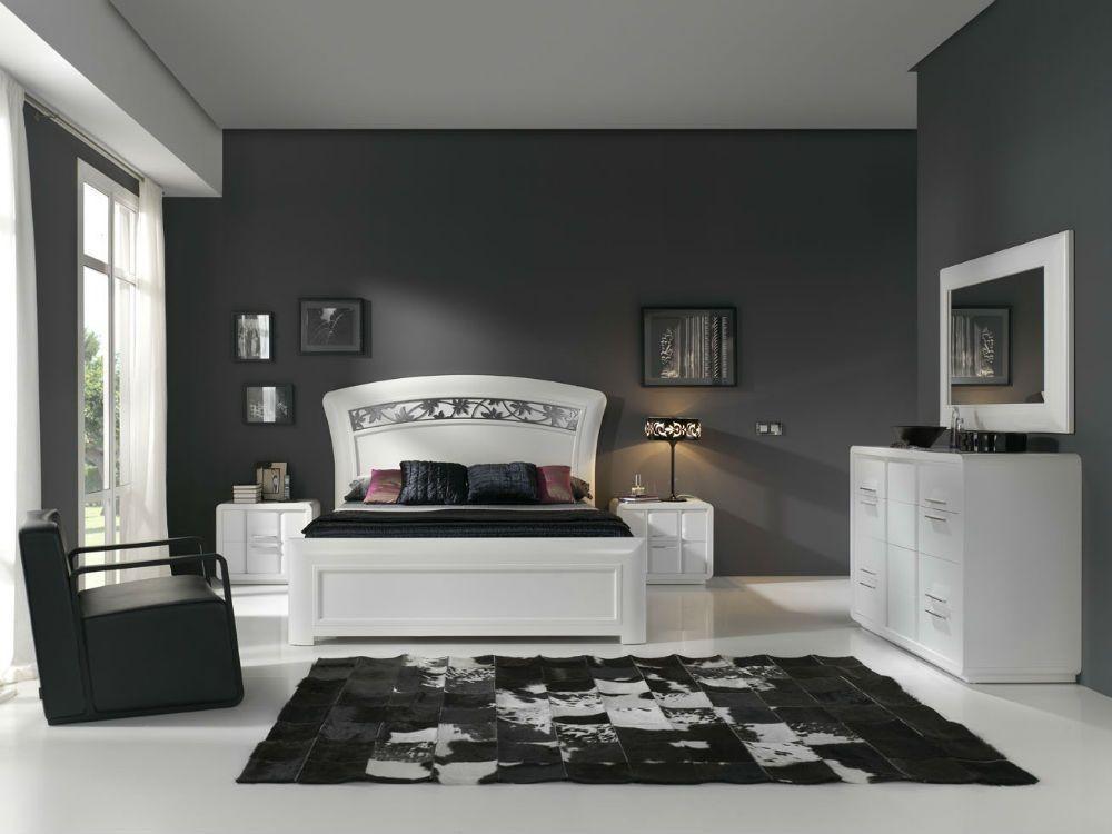 Dormitorio matrimonio colonial clasico 218 estrella curvo for Dormitorios clasicos