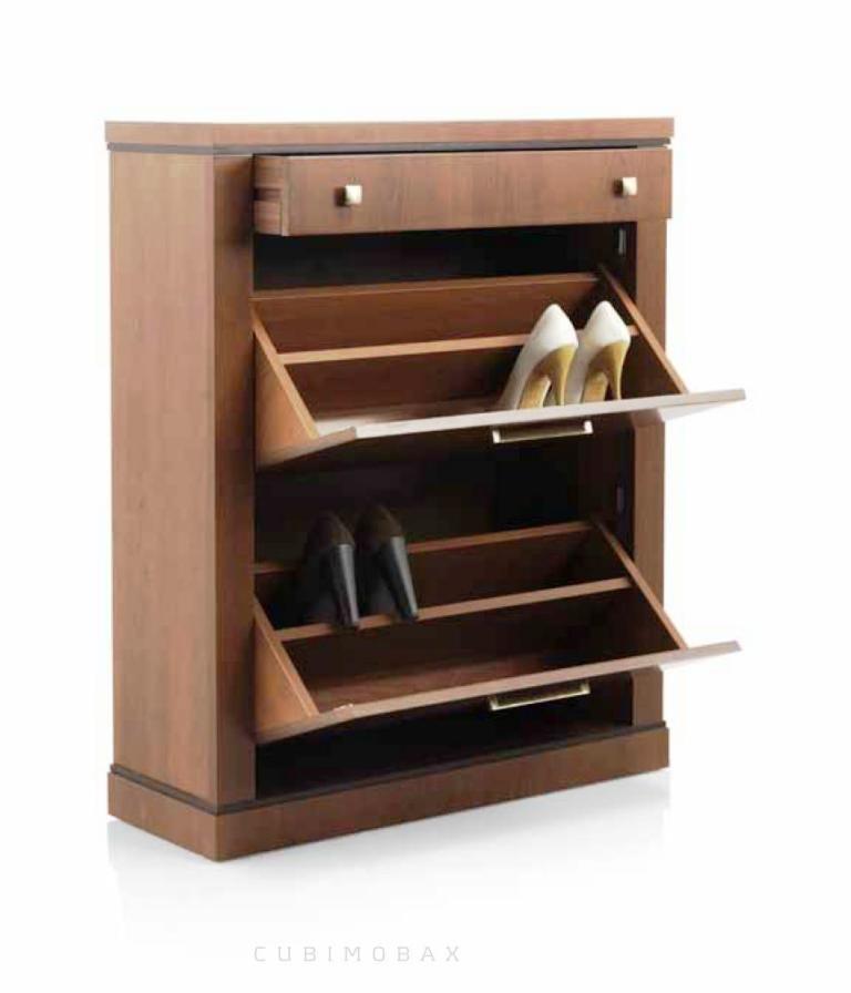 Decorar cuartos con manualidades recibidor zapatero moderno for Mueble zapatero barato