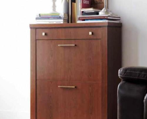 Zapateros de distintos dise os para elegir mobles sedavi for Mueble recibidor moderno