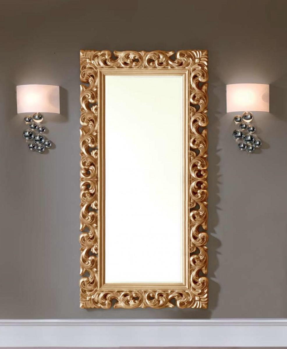 espejo decoraci n oro 916 049 alto