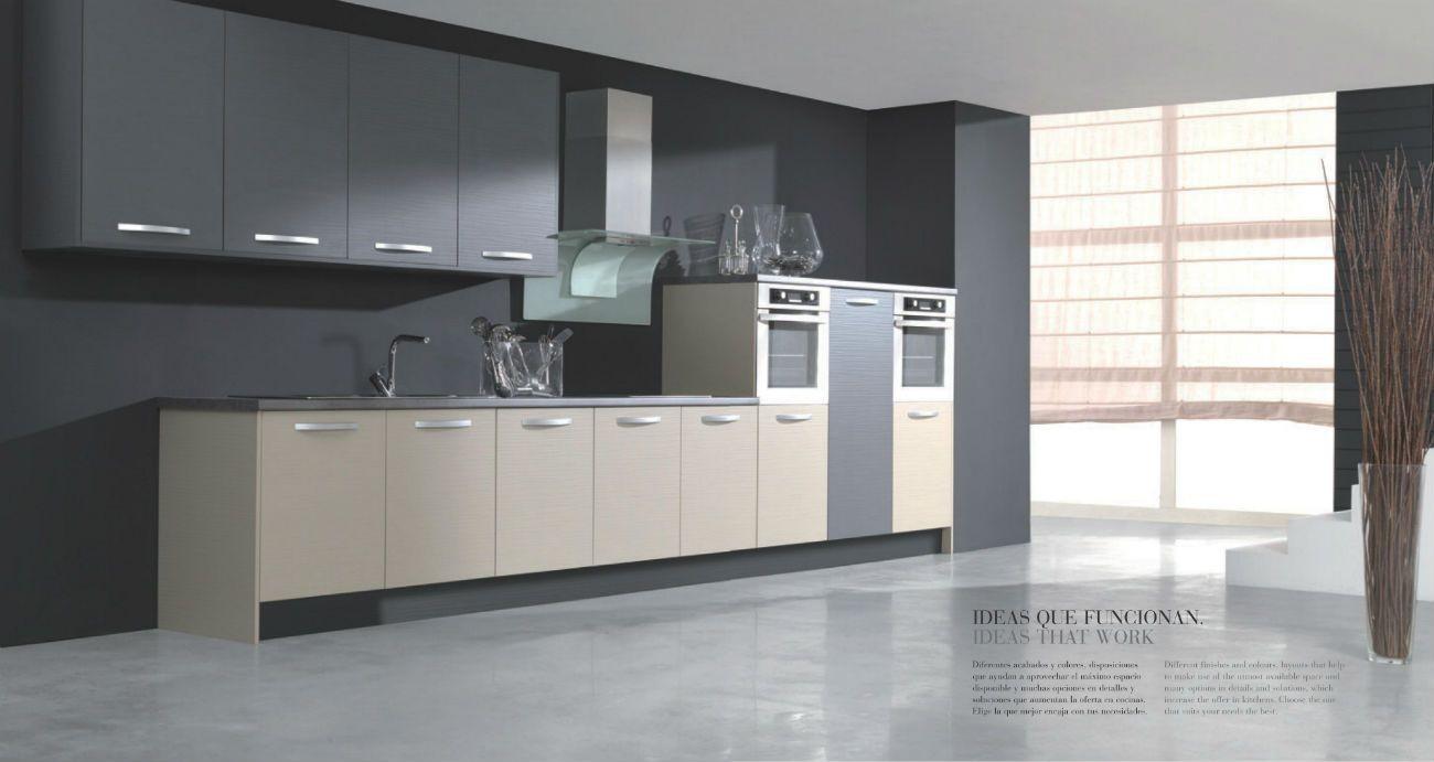 Mueble cocina mobiliario cocinas 827 18 - Mobiliario de cocina precios ...