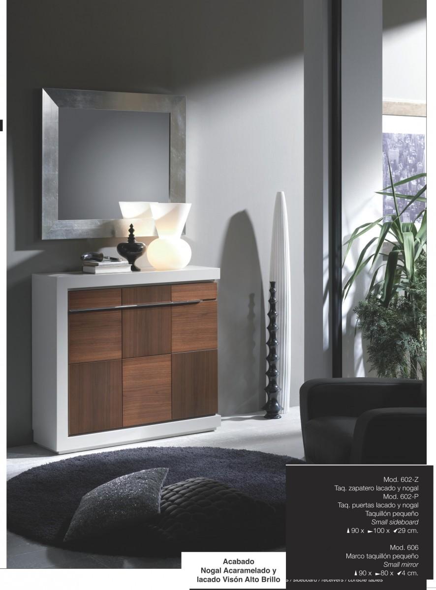 Recibidores de diseo italiano fabulous muebles de bao for Muebles salon diseno italiano