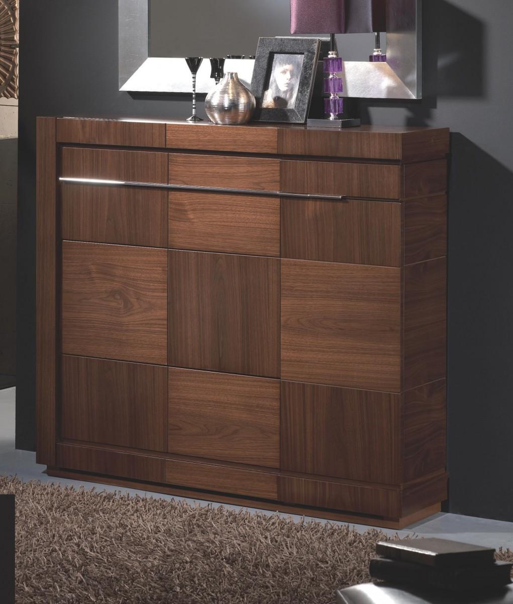 Mueble recibidor zapatero clasico moderno lacado muebles for Mueble zapatero bajo
