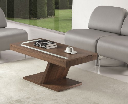 Mesas centro modernas gran variedad de dise os mobles for Mesa centro diseno