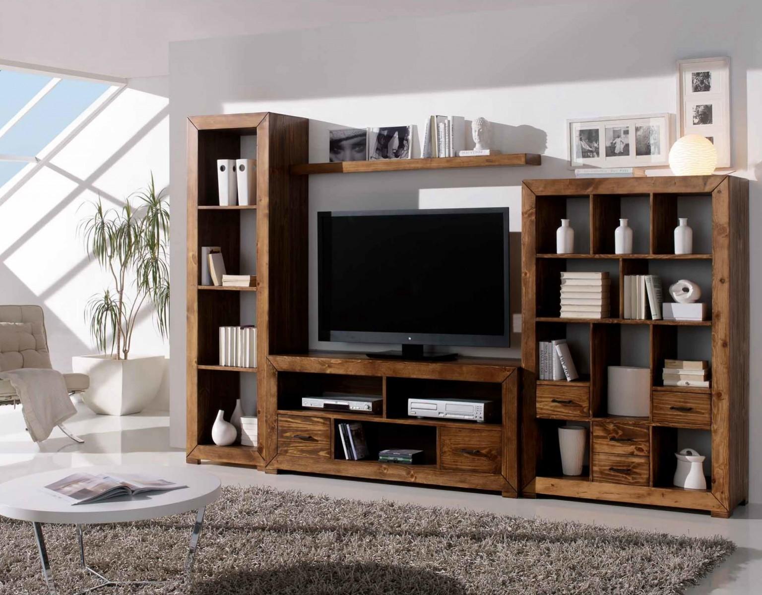 Muebles rusticos mexicanos baratos 20170724181240 - Muebles de salon modulares de madera ...