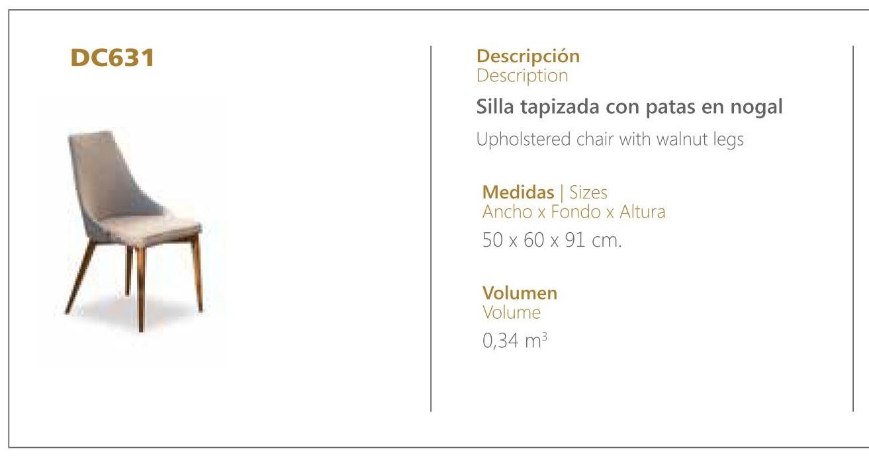 Silla sill n moderno comedor met lico dise o 677 dc604 for Silla sillon comedor