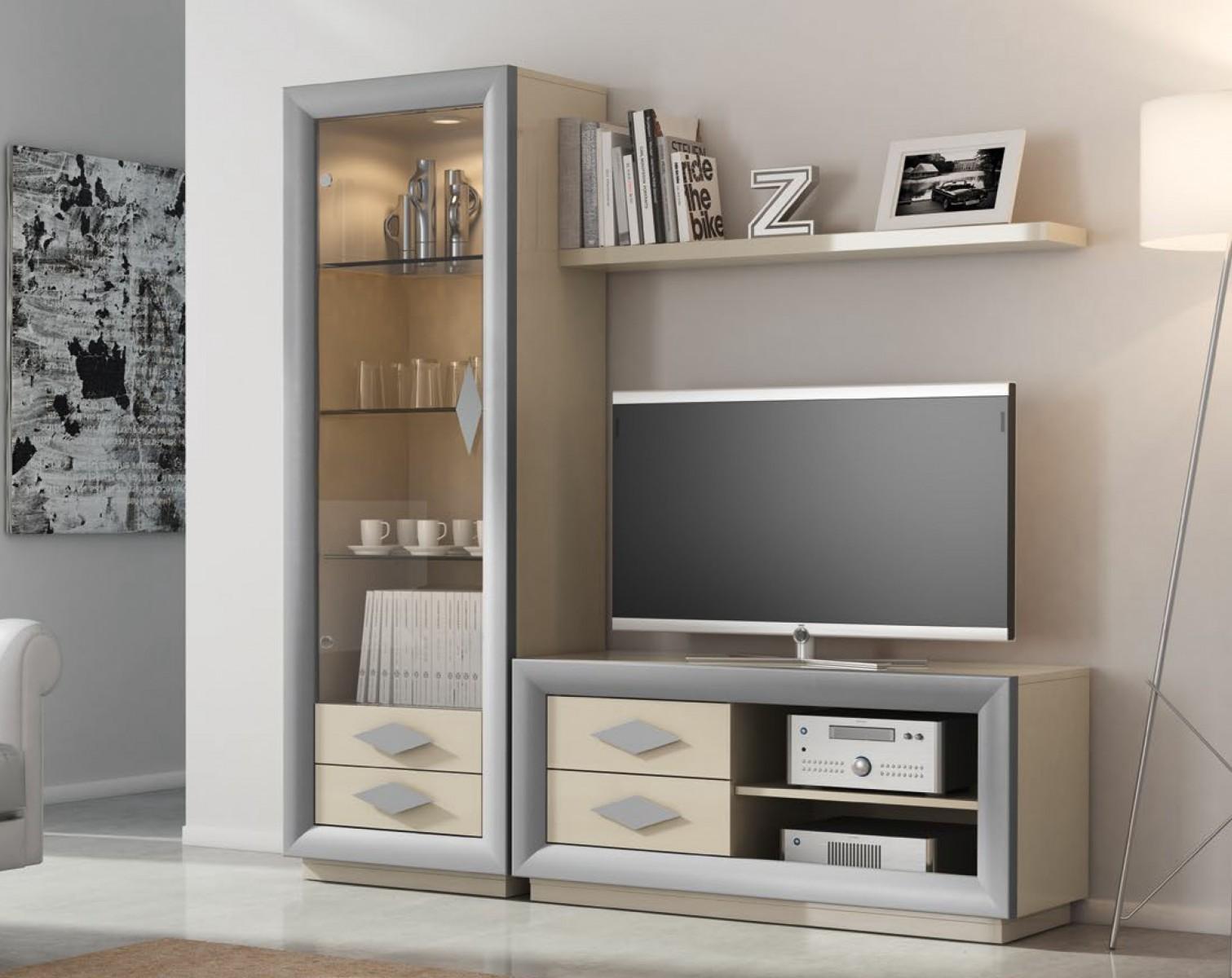 Mueble comedor moderno diseño 16203  Mobles Sedaví