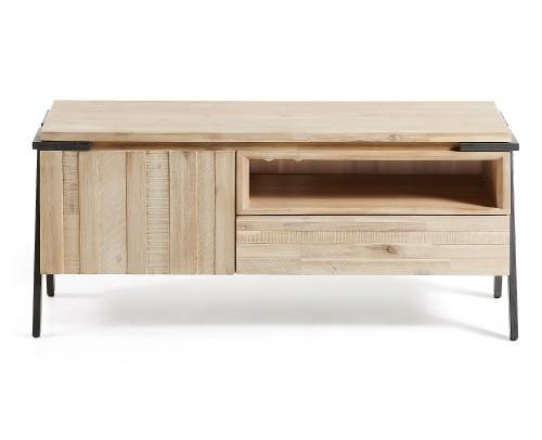 Gran variedad en mueble mesa tv mobles sedavi for Mueble vintage industrial