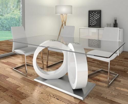 Gran variedad en mesas comedor modernas mobles sedav - Mesas modernas de comedor ...