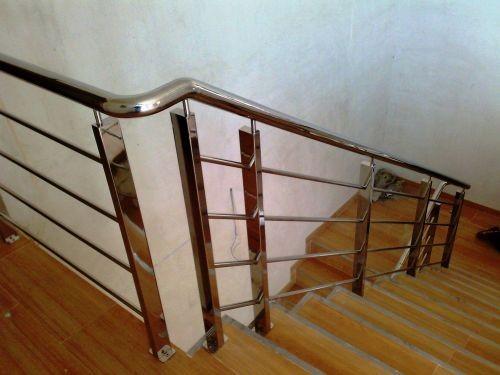 Acero inoxidable manyametal carpinteria de aluminio - Baranda de acero inoxidable ...