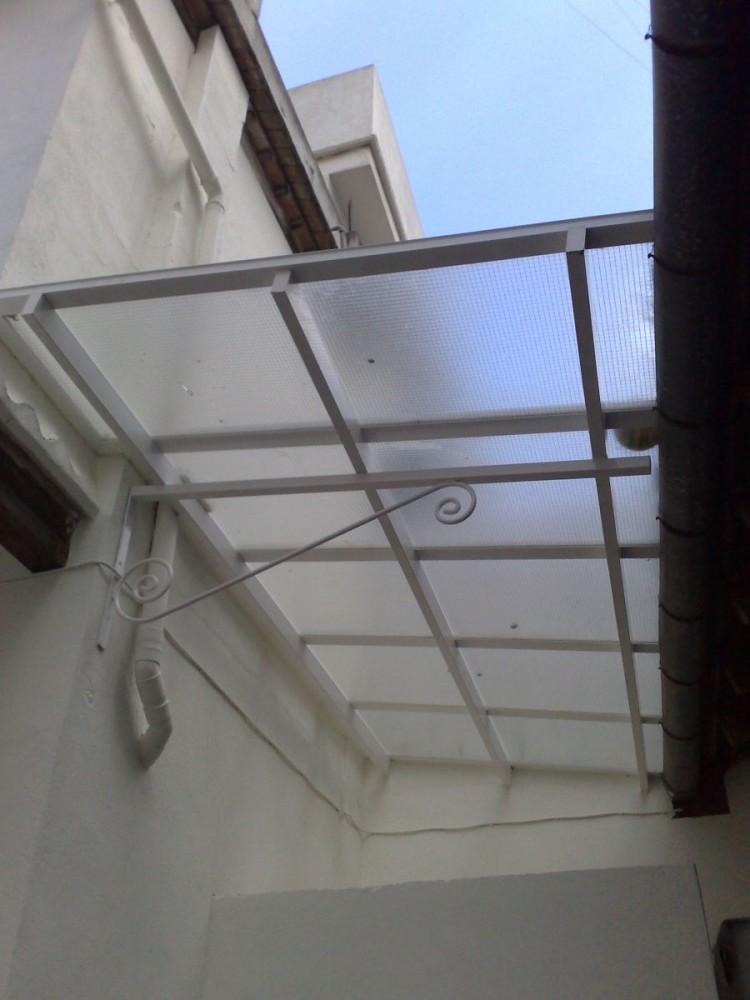 Cerramientos de aluminio manyametal carpinteria de - Cerramientos de escaleras ...