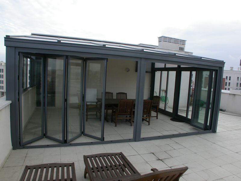 Cerramientos de aluminio manyametal carpinteria de - Cerramientos de aluminio para balcones ...