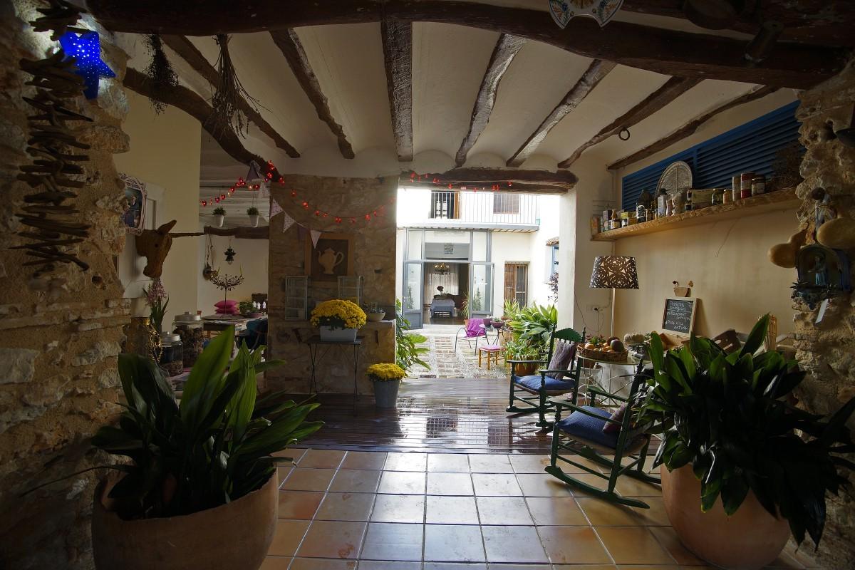Casaruralvalencia casa rural con granja la granja san miguel casa rural restaurante y spa - Casa rural la granja ...