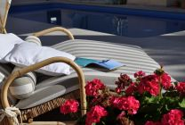 Relax, lectura, sol.......