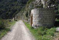 Via Verde Lorxa-Villalonga, antigua vía de tren