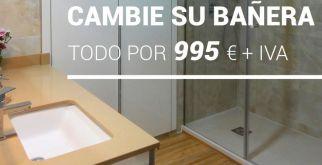 OFERTA ESPECIAL CAMBIO DE BAÑERA