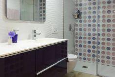 mueble de baño y ducha
