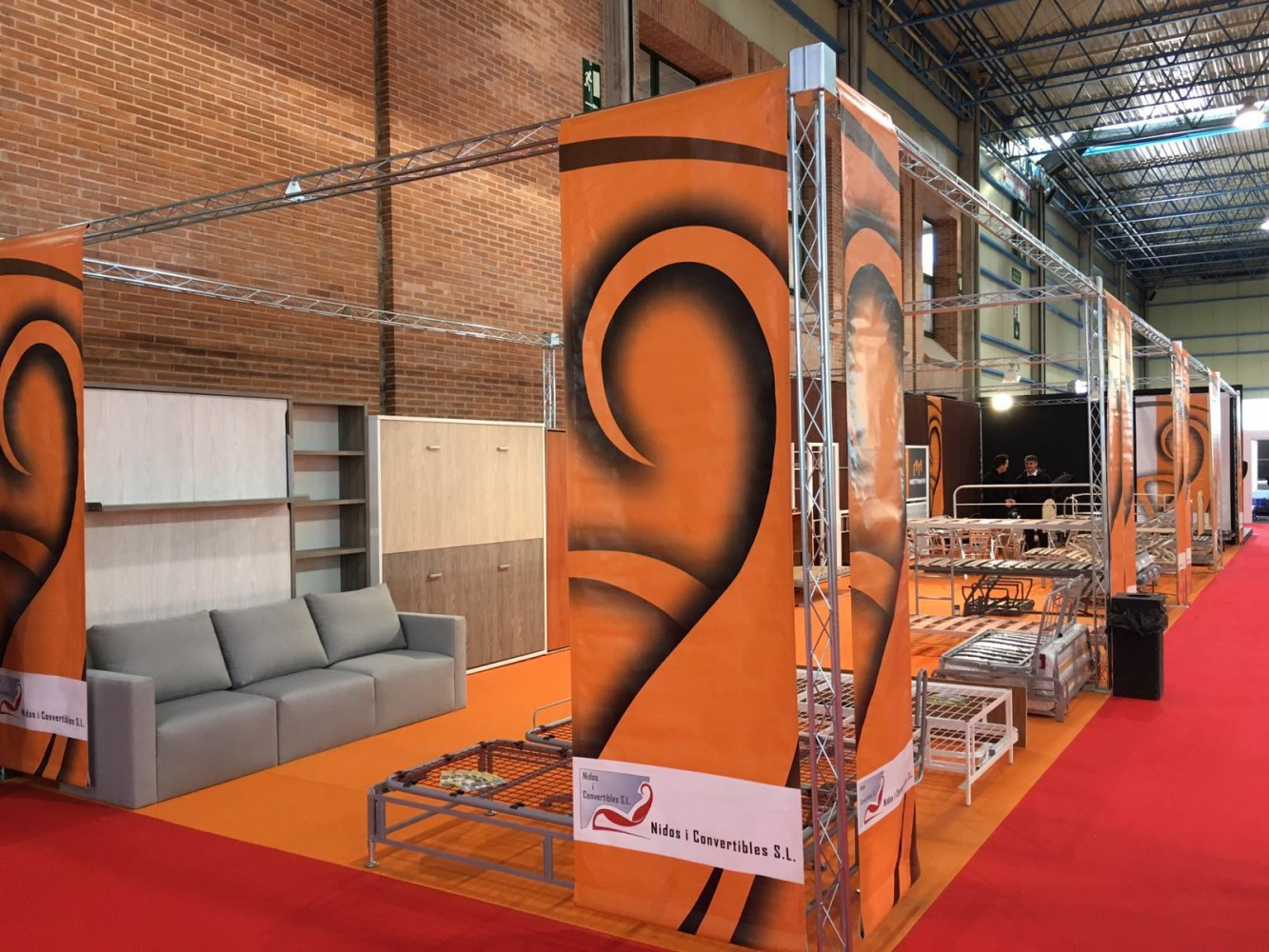 Galeria feria zaragoza 2016 nidosiconvertibles - Galeria comercial del mueble arganda ...