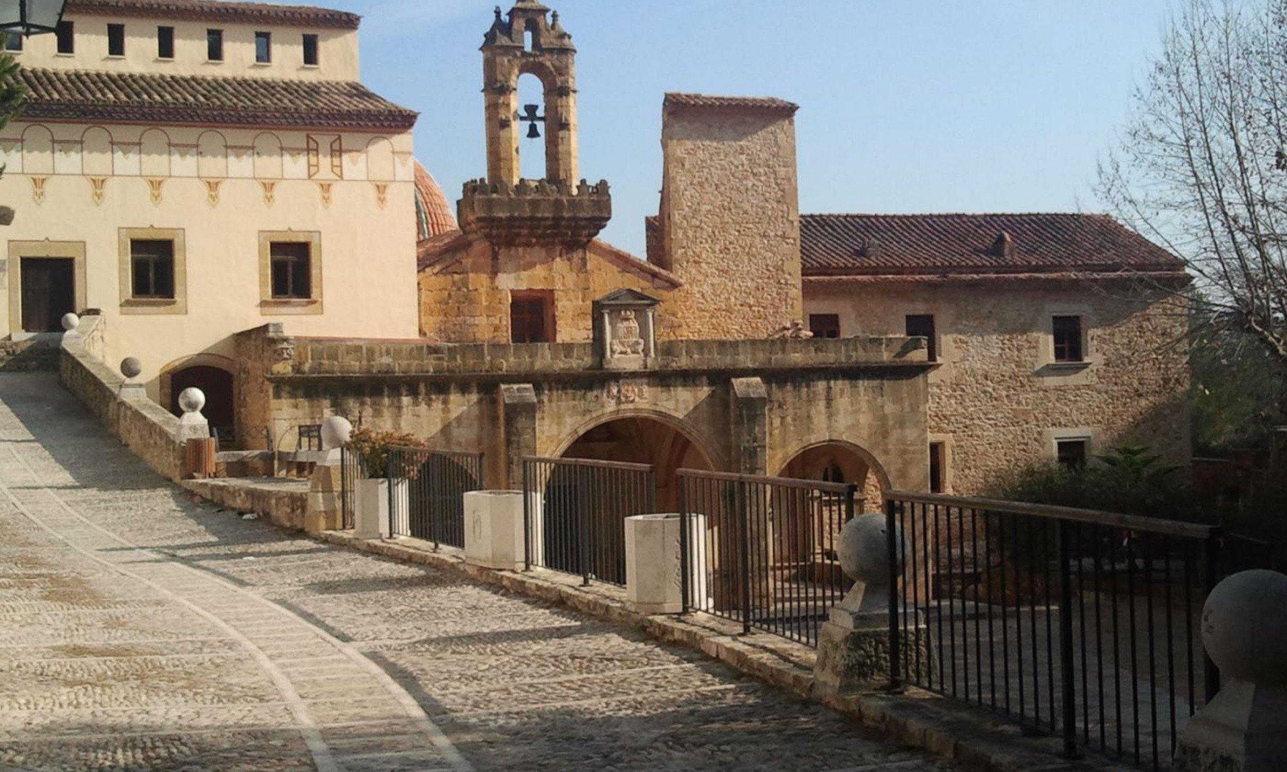 Real Santuario de la Mare de Déu de la Font de la Salut, Conjunto Histórico-Artístico