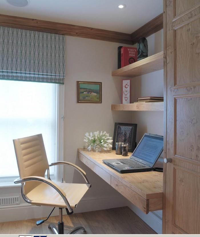 Mueble juvenil interiorismo valencia carpinteria - Mesas de estudio a medida ...