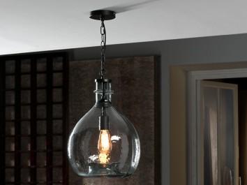 Lámpara colgante Laia de Schuller