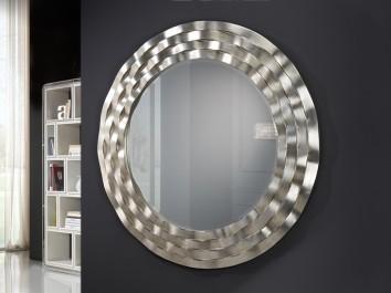 Espejo redondo Ondas de Shuller