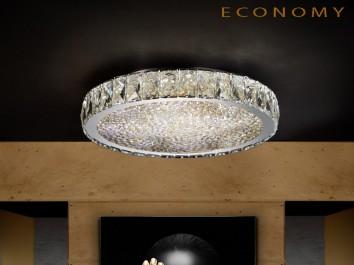 Plafón de techo LED Dana de Schuller
