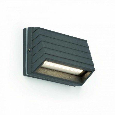 FARO SENA-1 Lámpara aplique gris oscuro 70511