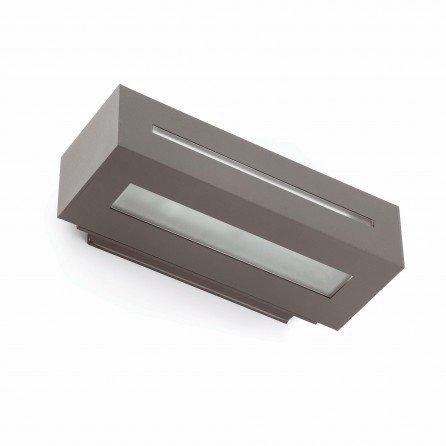 FARO WEST-1 Lámpara aplique gris oscuro 70888