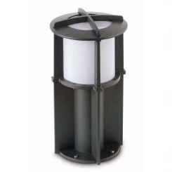 FARO CROSS-1 Lámpara baliza gris oscuro h. 38cm 74356